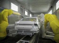 Automobile Coating Service