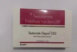 Testenate Depot 250 Injection