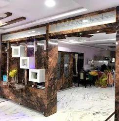 Hall Partition Interior Design Service