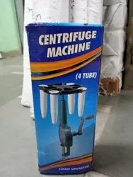 Hand Operated Centrifugal Machines