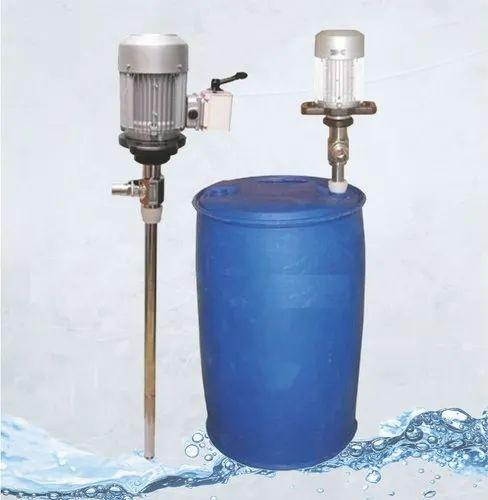 Vertical Screw Barrel Pump