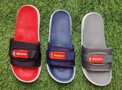 Daily Wear Suprereme Mens EVA Flip Flops Slipper, Size: 6-10