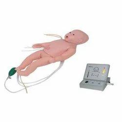 Full Functional Neonatal Nursing & CPR Training Manikin