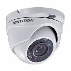 2 MP Hikvision Cctv Dome Camera, For Outdoor Use