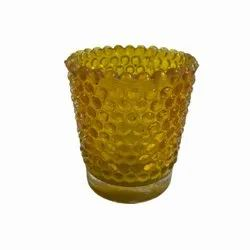 DC35006 Glass Tealight Candle Votive