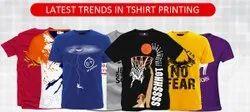 T Shirts Printing