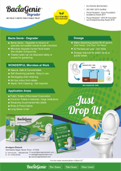 Biotoilet Waste Degrader