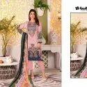 Fancy Cotton Printed Pakistani Suit
