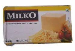 Milko Cheese, Packaging Size: 1 Kg, Packaging Type: Packet