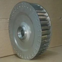 G.I Impellers Doube Notching Single Inlet.