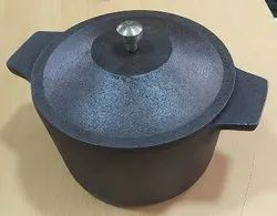 Gas SAT Cast Iron Dutch Oven, For Home