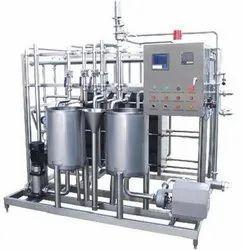 Automatic Ss Juice Pasteurizer, 1000 Lph