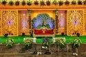 Artificial Outdoor Wedding Stage Decoration, In Pan India
