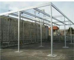 Canopy Sheet Metal Fabrication