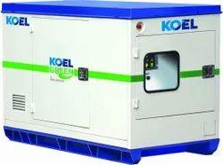 50 kVA KOEL Green Diesel Generator Set