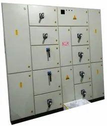 Stainless Steel Rectangular Single Phase Distribution Panel Box