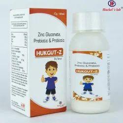 Zinc Gluconate with Prebiotic & Probiotics Oral Suspension