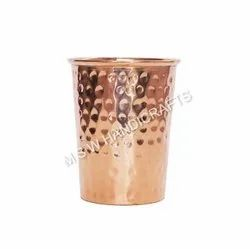 HAMMER COPPER GLASS