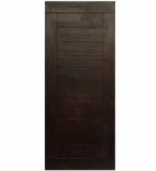 Brown Wooden Laminate Doors, For Home