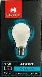 Aluminum Havells LED Bulb