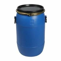 HDPE Chemicals 50 Liter Full Open Top Drum, For Chemical Storage