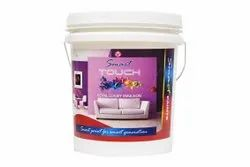 High Sheen Smart Premium Interior Emulsion Touch Paint, Packaging Type: Bucket, Packaging Size: 20 Ltr