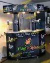 6 Nozzle 3 Flavours Hygienic Machine