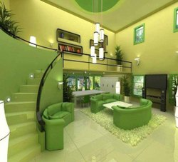 Stairs Interior Designing Service