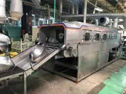 Fuel Tank Washing And Drying Machine