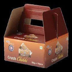 Peanut Crush Chikki 100g