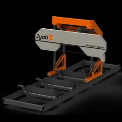 Portable Horizontal Band Saw