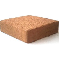 Brown High EC Cocopeat / Coirpith Bricks / Block