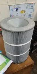 Anti Static Cartridge Filter Manufacturer in Delhi india