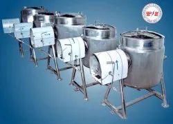 Bulk Rice Cooking Vessel