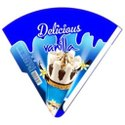 PVC Ice Cream Cone Sleeve