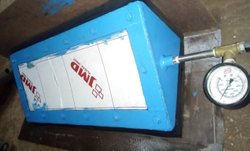 Weld Check Vacuum Box