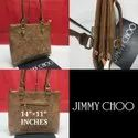 Brown Leather Jimmy Choco Bag