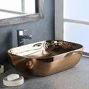 Ceramic Pedestal Designer Table Top Wash Basin
