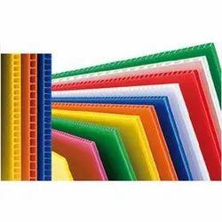 PP Corrugated Sunpack Sheets