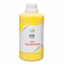 Yellow 83 Pigment Paste For Ink