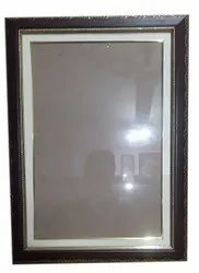 Brown Decorative Wooden Photo Frame, For Decoration, Size: 12*18 Inch