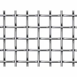 Square Wire Mesh, For Industrial, Material Grade: Ss