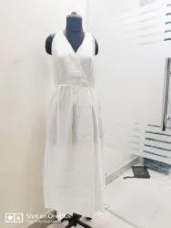 Party Wear White Surplus Western Long Dresses