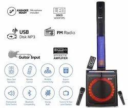 BALCK Zoook Party Rocker 100 Watts Bluetooth Party Speaker