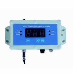 Wind Speed Display Controller