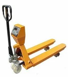 Hand Pallet Truck Weighing Scale 2Ton