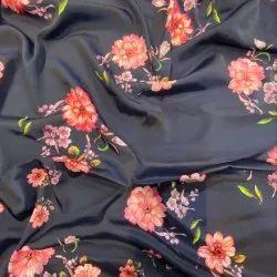 Ladies Digital Printed Crepe Fabrics