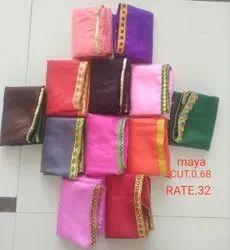 Maya Jacquard Blouse Fabric