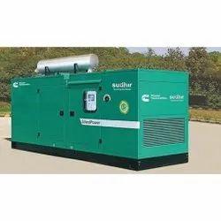 10 KVA Silent Diesel Generator