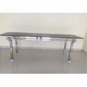 SS Low Height Dining Table